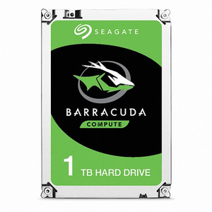 [SEAGATE] 노트북용 BARRACUDA HDD 1TB ST1000LM048 (2.5HDD/ SATA3/ 5400rpm/ 128MB/ SMR)